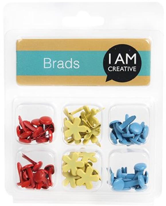 Brads colorful I am Creative 665534700000 Bild Nr. 1