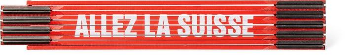 """Klappmeter """"ALLEZ LA SUISSE"""", ROT/WEISS"""" 603690700000 Bild Nr. 1"""
