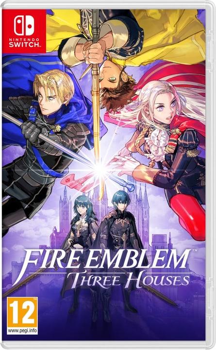 NSW - Fire Emblem: Three Houses Box Nintendo 785300142988 Langue Français Plate-forme Nintendo Switch Photo no. 1