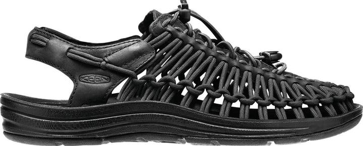 Uneek Leather Sandales de trekking pour femme Keen 493435836020 Couleur noir Taille 36 Photo no. 1