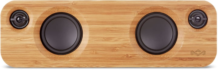 Get Together Mini - Signature Black Haut-parleur Bluetooth House of Marley 785300131947 Photo no. 1
