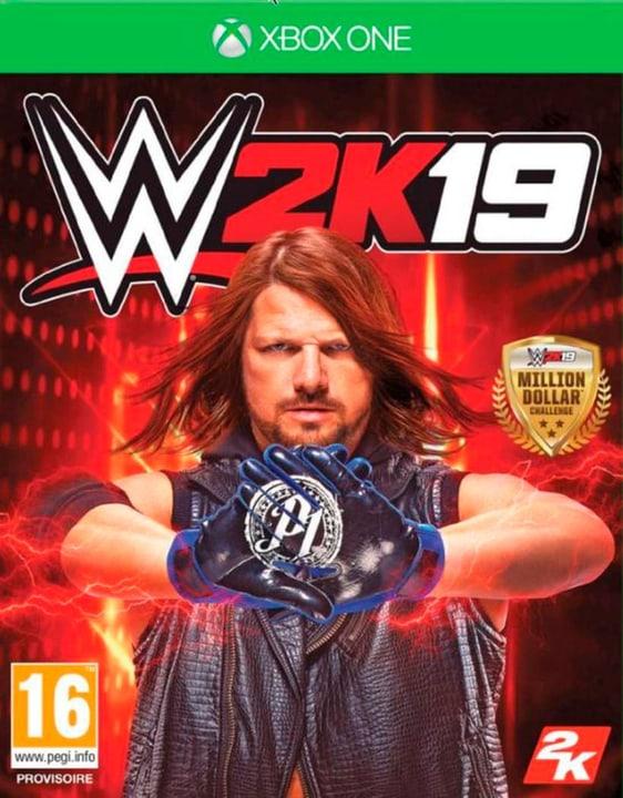 Xbox One - WWE 2K19 Box 785300138089 Plate-forme Microsoft Xbox One Langue Français Photo no. 1