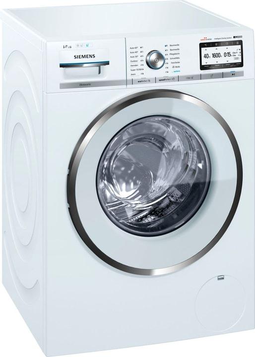 WM6HY891CH iQ800 suisse series Waschmaschine Siemens 785300137497 Bild Nr. 1