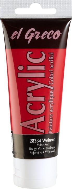 el Greco Acrylic 75ml C.Kreul 665488800260 N. figura 1