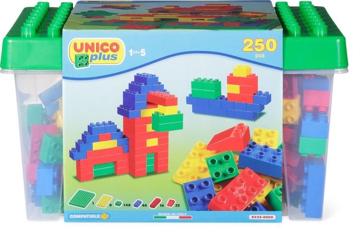 Androni Unico Plus Bausteine 250 tlg. 744628200000 Bild Nr. 1