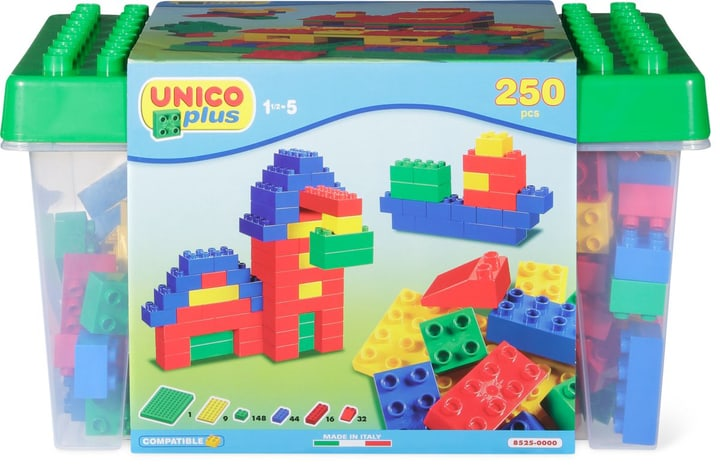 Unico Plus éléments constitutif 250 pcs 744628200000 Photo no. 1