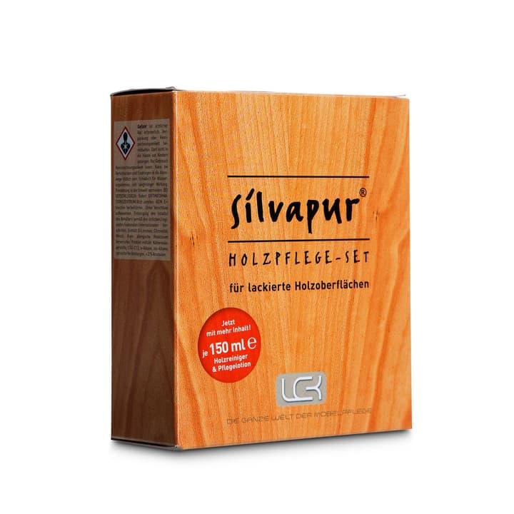 SILVAPUR Produit d'entretion pour bois à surfaces laquées/surfaces laminées 360044733801 Dimensions L: 47.0 cm x P: 28.0 cm x H: 17.0 cm Photo no. 1
