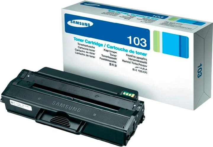 ML-2950 La cartouche de toner, noir Samsung 796066100000 Photo no. 1