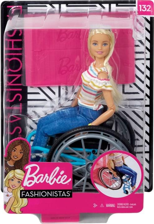 Barbie GGL22 Wheelchair 746581400000 Bild Nr. 1
