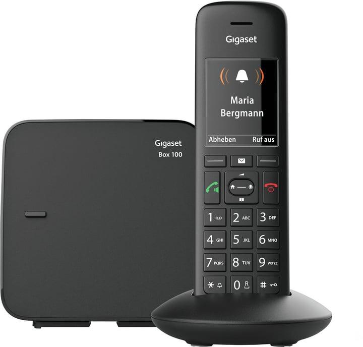 C570 noir Téléphone fixe Gigaset 794060200000 Photo no. 1