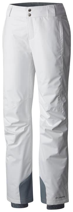 Bugaboo OH Pant Pantalone da sci da donna Columbia 462520400210 Colore bianco Taglie XS N. figura 1