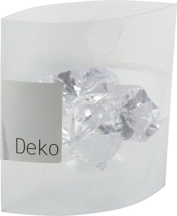 Diamants déco, 32 mm Do it + Garden 655863700000 Couleur Transparent Taille L: 11.0 cm x P: 4.0 cm x H: 12.0 cm Photo no. 1