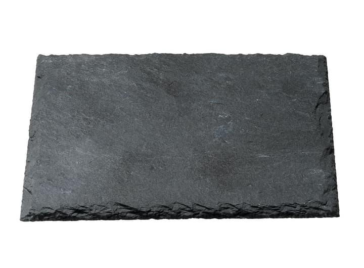 NERO Schieferplatte 440601000400 Farbe Schwarz Grösse B: 20.0 cm x T: 20.0 cm x H: 0.5 cm Bild Nr. 1