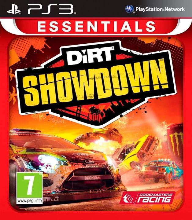 PS3 - Essentials : Dirt Showdown 785300121714 Photo no. 1