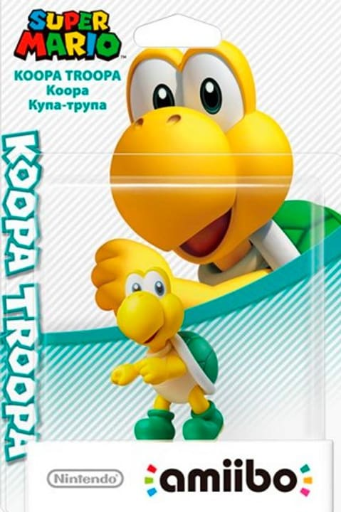 amiibo Super Mario Character - Koopa Troopa 785300128751 Photo no. 1