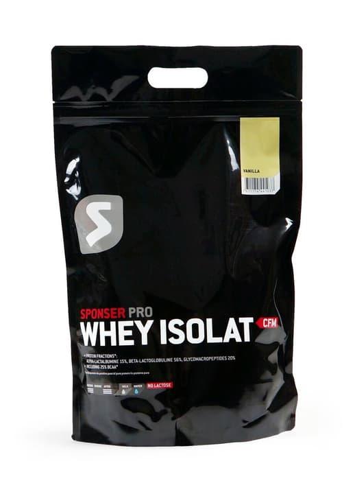 Whey Isolat CFM Proteinpulver Sponser 471985003700 Geschmack Vanille Bild-Nr. 1