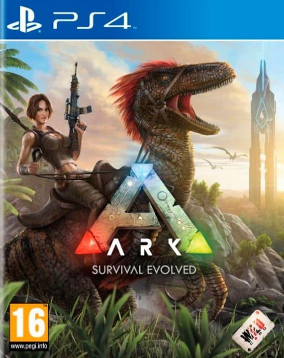 PS4 - ARK: Survival Evolved Box 785300122831 Photo no. 1