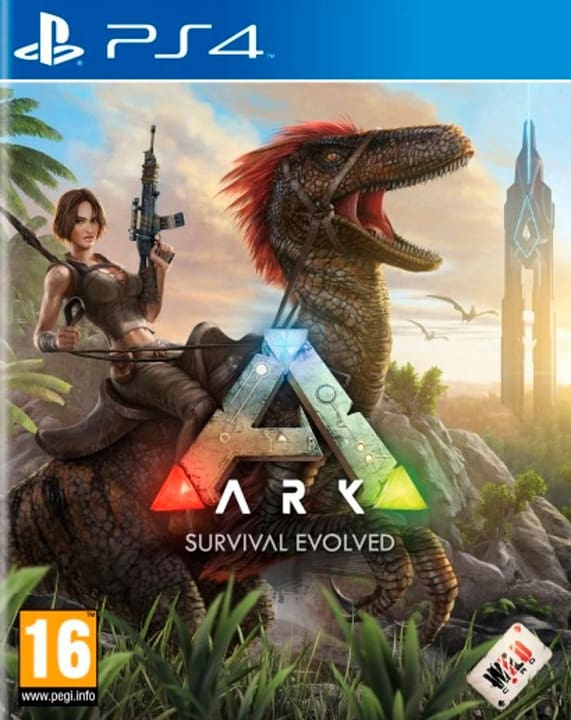 PS4 - ARK: Survival Evolved Fisico (Box) 785300122831 N. figura 1