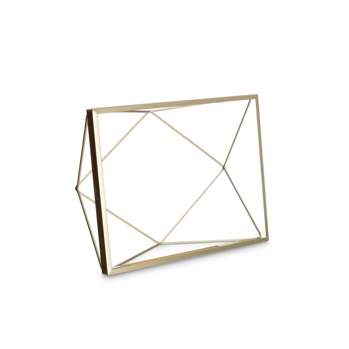 PRISMA Portaritratti 384019500000 Dimensioni quadro 13 x 18 Colore Ottone antico N. figura 1