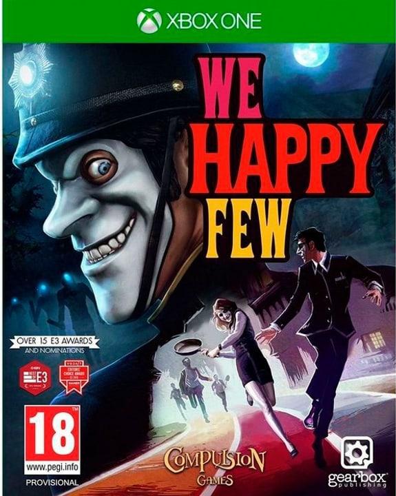 Xbox One - We Happy Few D Box 785300137334 N. figura 1