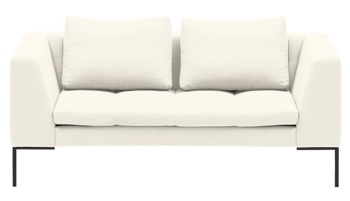 BADER 2er-Sofa 405686420312 Grösse B: 174.0 cm x T: 105.0 cm x H: 80.0 cm Farbe Creme Bild Nr. 1