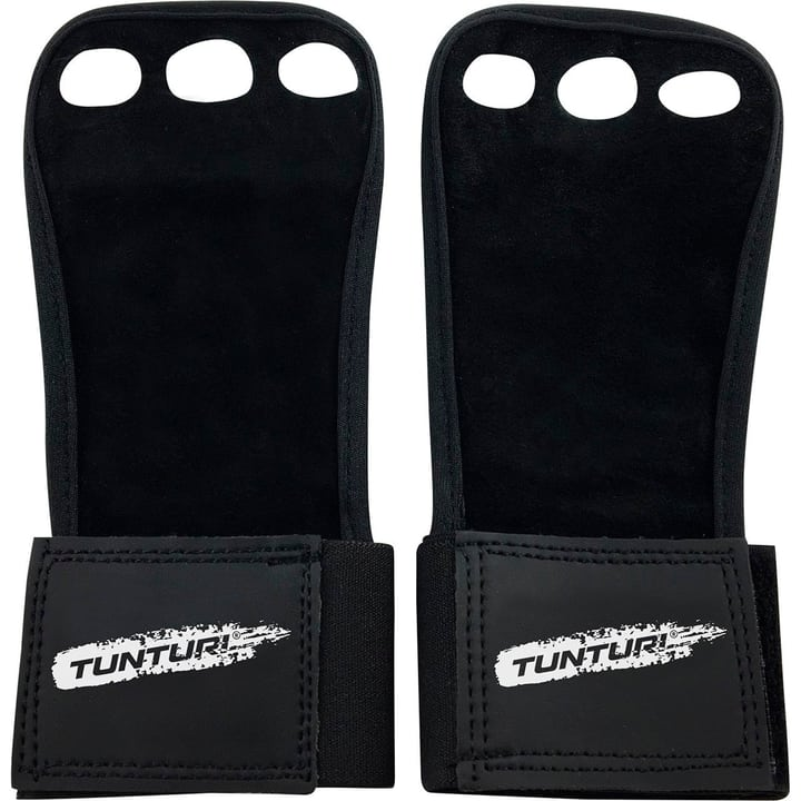 Cross Fit Leder Handschuhe Tunturi 463064000520 Farbe schwarz Grösse L Bild-Nr. 1