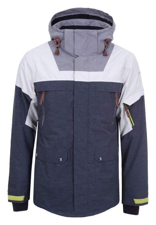 CLARKSON Veste de ski pour homme Icepeak 460365100386 Couleur antracite Taille S Photo no. 1