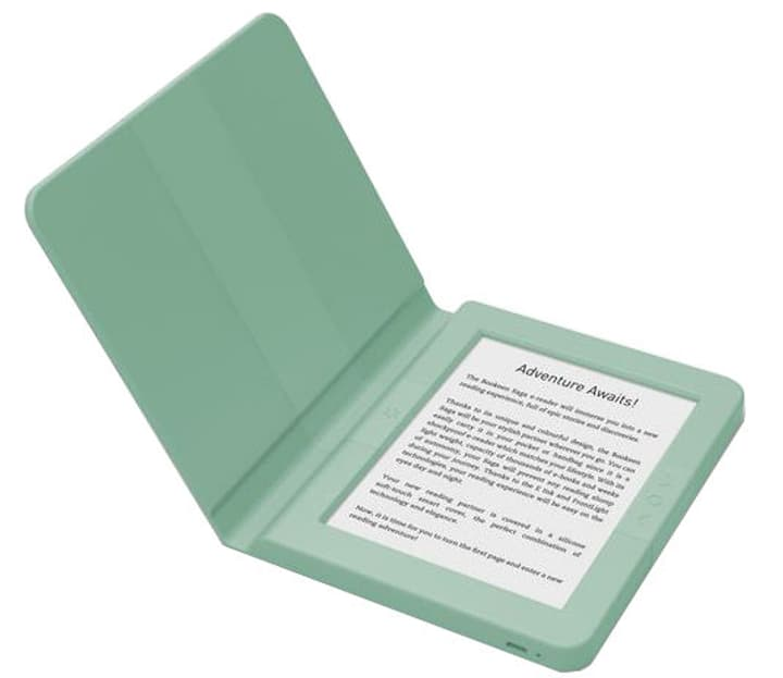 Saga grün eBook-Reader Bookeen 785300137945 Bild Nr. 1