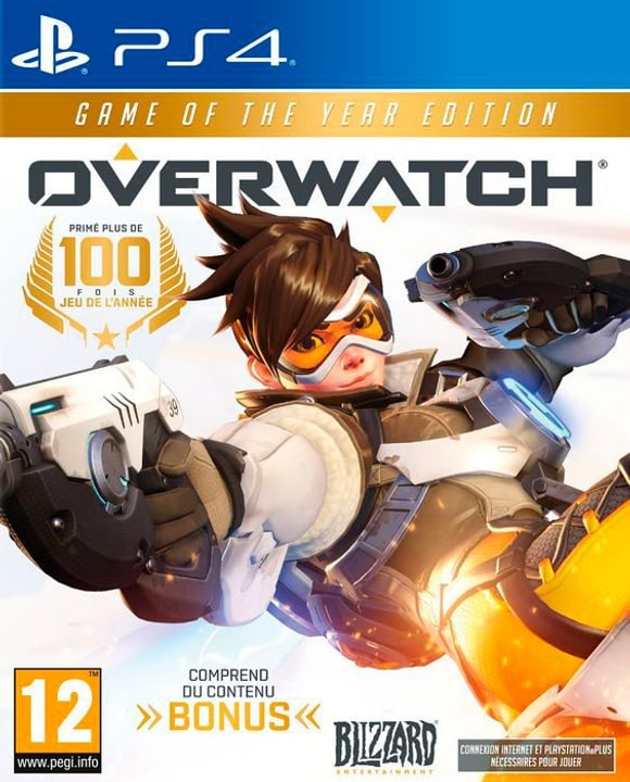Overwatch - GOTY [PS4] (F) Physique (Box) 785300128667 Photo no. 1