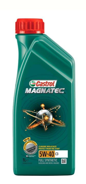 Magnatec 5W-40 C3 1 L Huile moteur Castrol 620163900000 Photo no. 1