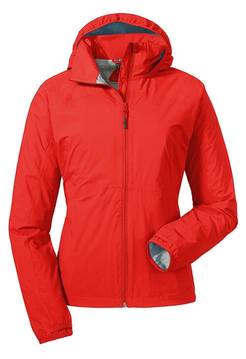 Neufundland Damen-Trekkingjacke Schöffel 462724904230 Farbe rot Grösse 42 Bild-Nr. 1