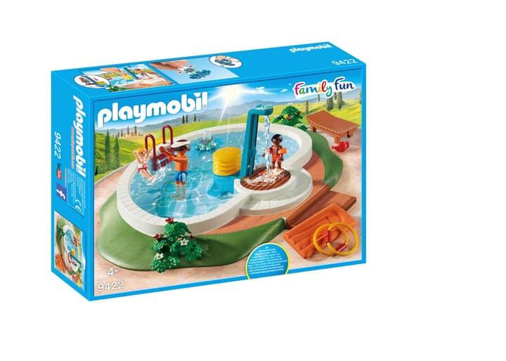 Playmobil Piscina 746096900000 N. figura 1