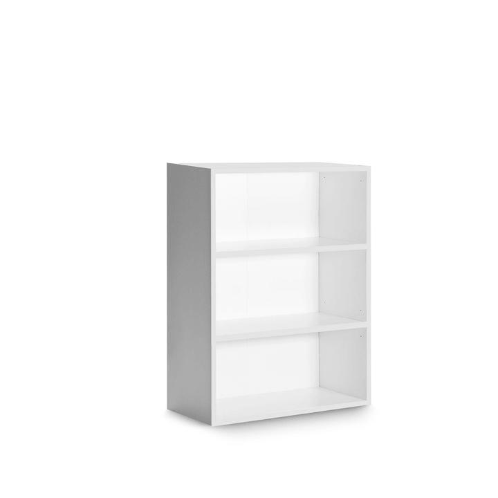 ANGELO basse blanche 95x36x118cm Étagère 360978900000 Dimensions L: 36.0 cm x P: 95.0 cm x H: 118.0 cm Couleur Blanc Photo no. 1