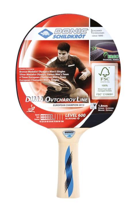 Donic Ovtcharov 600 FSC Tischtennis- Racket Schildkröt 491638900000 Bild-Nr. 1