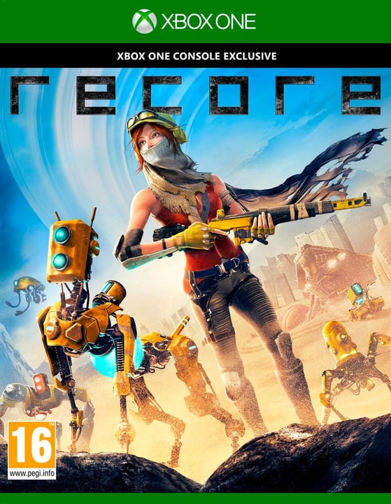 Xbox One - ReCore Microsoft 785300121307 Photo no. 1