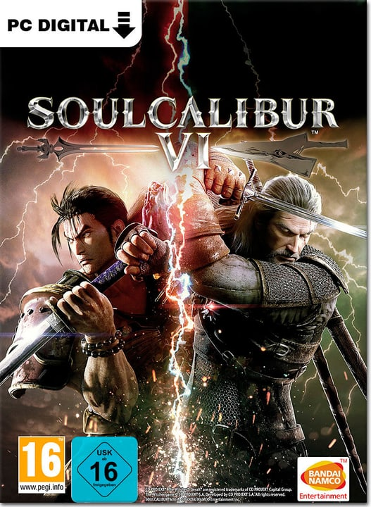 PC - Soul Calibur VI Download (ESD) 785300141126 Bild Nr. 1