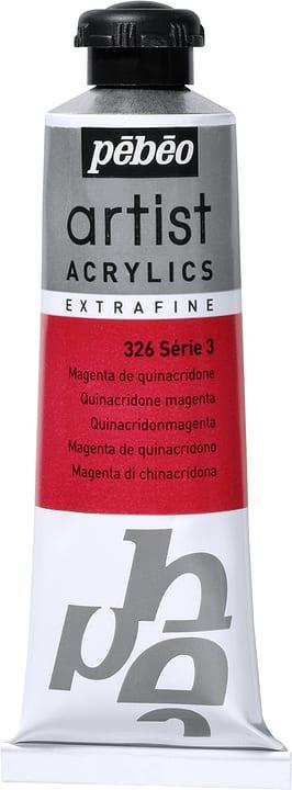 Pébéo Acrylic Extrafine Pebeo 663509032600 Colore Magenta N. figura 1