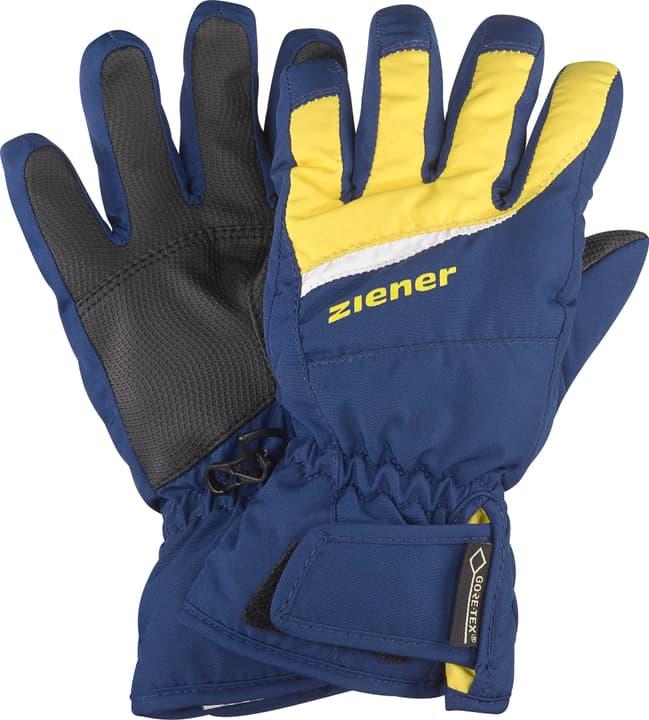 Gants pour garçon Ziener 464584805543 Couleur bleu marine Taille 5.5 Photo no. 1