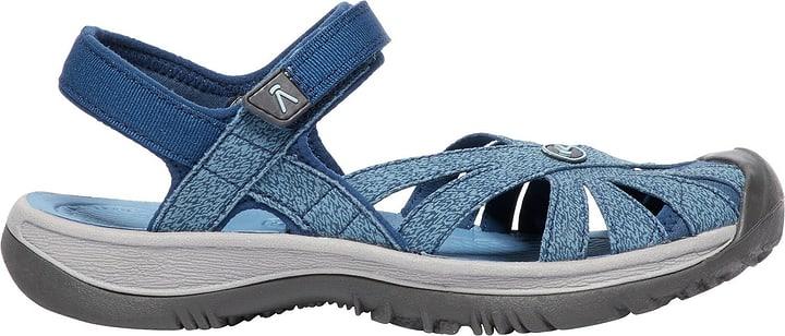 Rose Sandal Sandales pour femme Keen 493449238540 Couleur bleu Taille 38.5 Photo no. 1