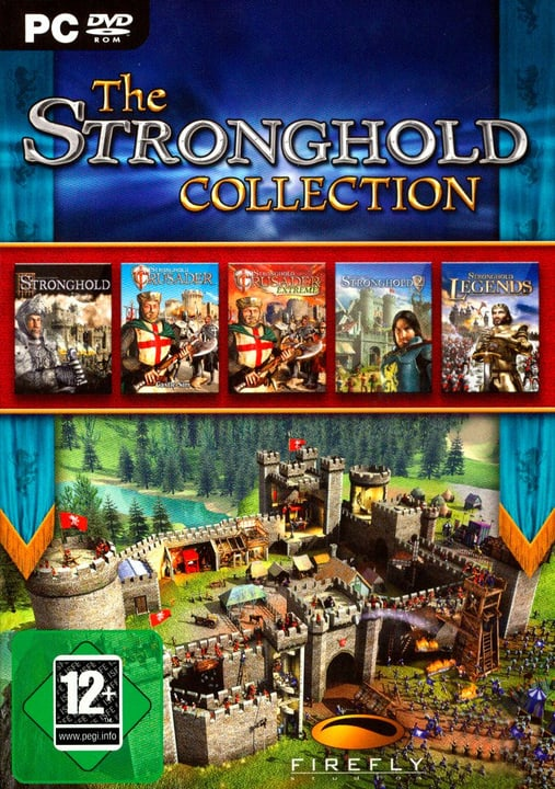 PC - Pyramide: Stronghold Collection (D) Physisch (Box) 785300131577 Bild Nr. 1