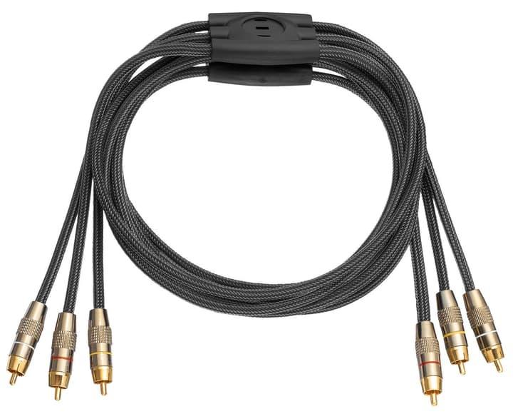 D.30.012 AV 3x3 Cinch Kabel 1.5m Daymond 770806900000