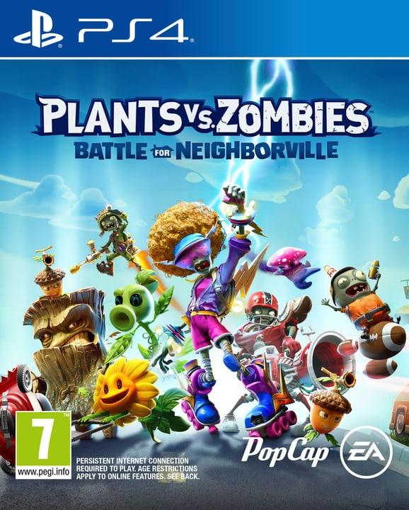 PS4 - Plants vs. Zombies: Battle for Neighborville Box 785300146903 Photo no. 1