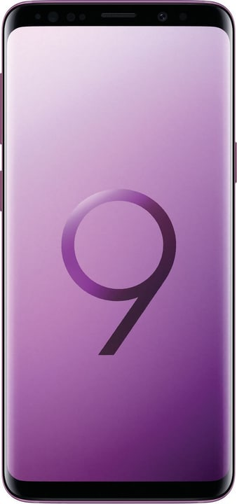 Galaxy S9 64GB Lilac Purple Smartphone Samsung 794627400000 N. figura 1
