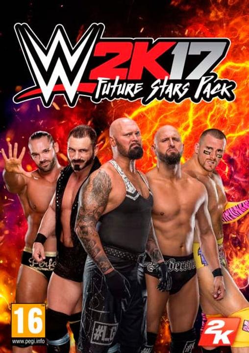 PC - WWE 2K17 Future Stars Pack Digitale (ESD) 785300133881 N. figura 1