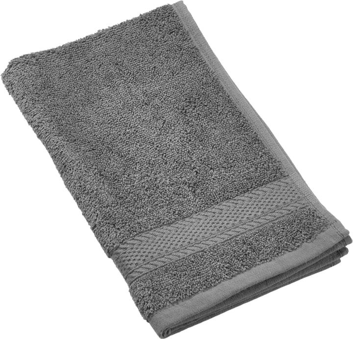 CHIC FEELING Asciugamano per ospiti 450872920284 Colore Antracite Dimensioni L: 30.0 cm x A: 50.0 cm N. figura 1