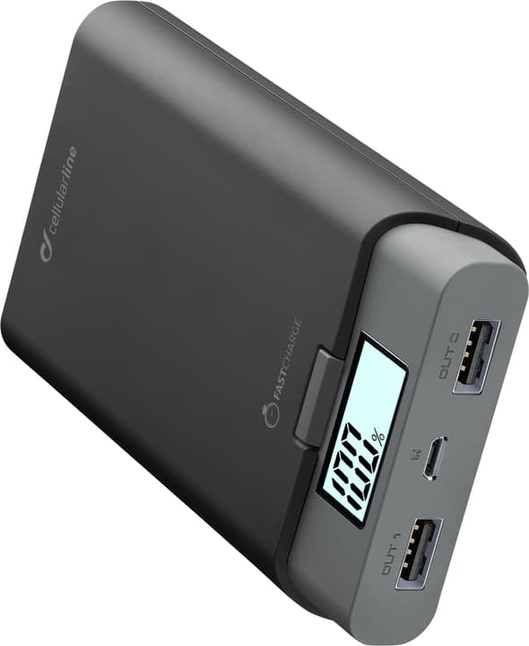 FreePower 2USB black Cellular Line 62153180000018 Bild Nr. 1
