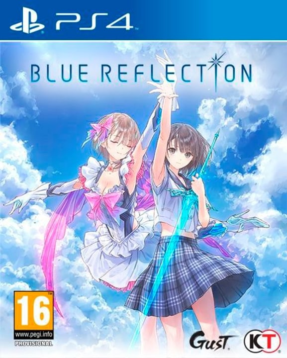 PS4 - Blue Reflection Box 785300128885 Photo no. 1