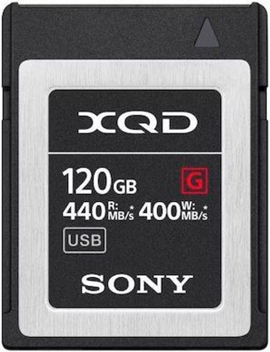 XQD Card 120GB QDG120F 440MB/s carte mémoire Sony 785300140317 Photo no. 1