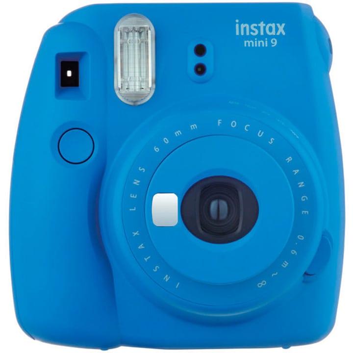 Instax Mini 9 App.photo Instant. Cobalt Blue FUJIFILM 785300130348