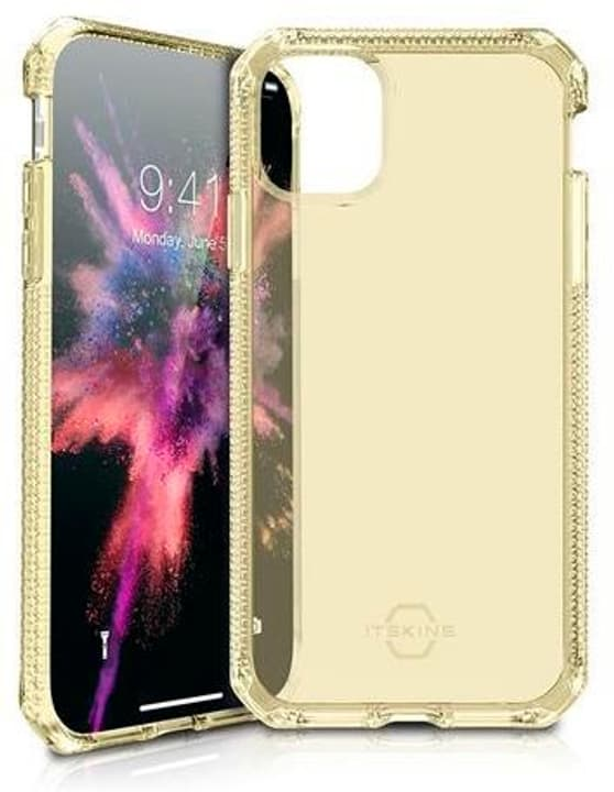 Hard Cover SPECTRUM CLEAR light yellow Coque ITSKINS 785300149474 Photo no. 1